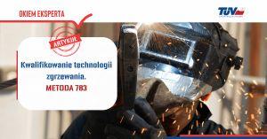 Read more about the article Kwalifikowanie technologii zgrzewania