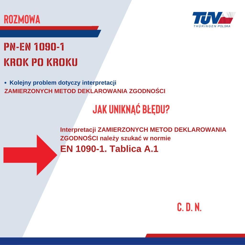 PN-EN 1090-1